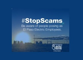 El Paso Electric Warns of Increase in Scam Calls