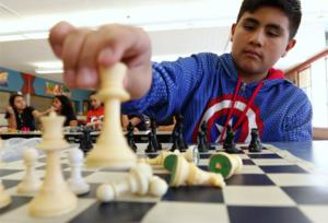 Henderson Middle School Chess Team takes State; Nationals next in Indy