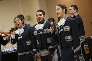 Bowie Mariachis compete in first-ever UIL Mariachi State Festival in San Antonio