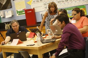 Three El Paso ISD Schools Approved as Candidates for IB Program