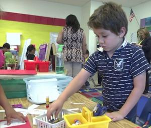 El Paso ISD offers Parents four Pre-Kindergarten Options