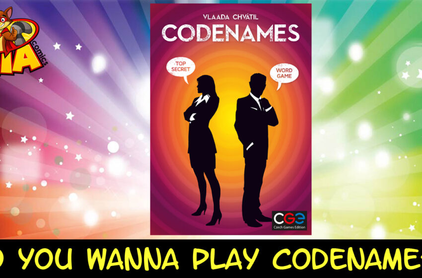 TNTM Board Game Review: Codenames