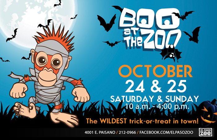 Boo at the Zoo hosts Halloween fun this weekend