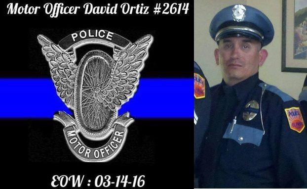 El Paso Police Announce Death of Fellow Officer