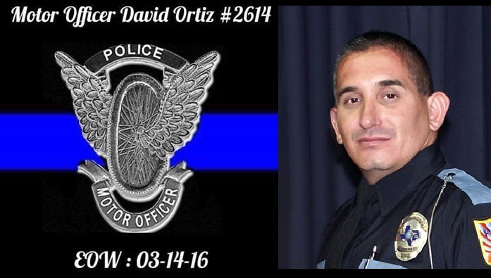 EPPD, Family Announce Memorial Services for Fallen Officer David Ortiz
