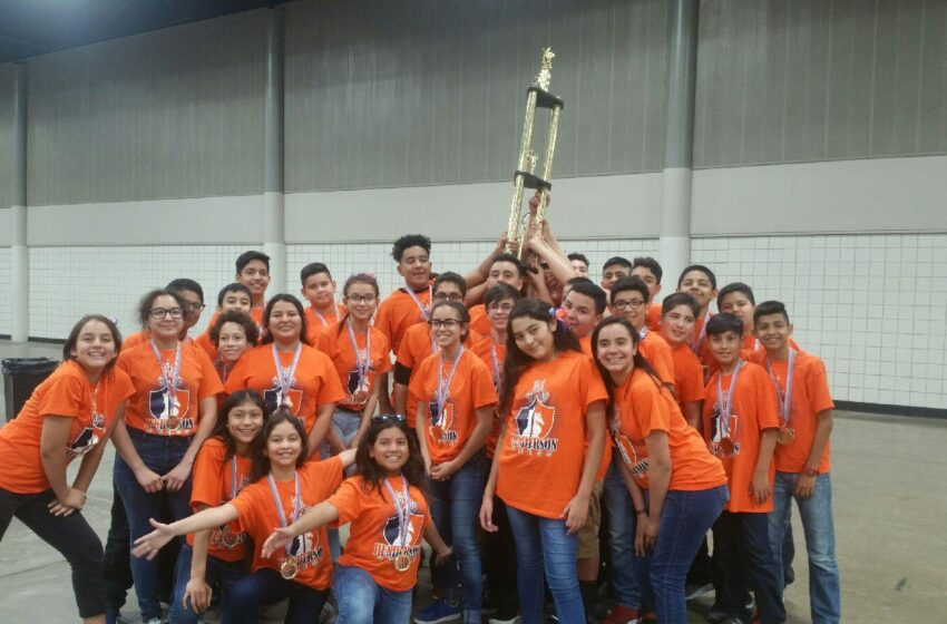 Henderson Middle Championship Chess Team Fundraising to Compete in US Supernationals