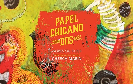 EPMA to Host Papel Chicano Dos: Works on Paper from the Collection of Cheech Marin