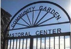 Diocese of El Paso's Pastoral Center Community Garden Opens