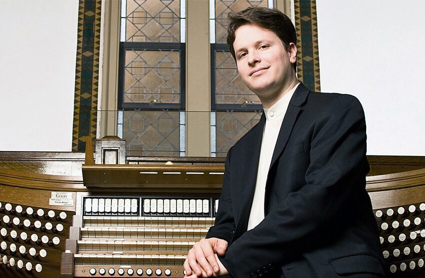 Zuill Bailey to Make a Special Appearance with Organist Paul Jacobs Saturday Evening