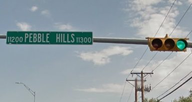 Pebble Hills Boulevard $1.5m Upgrade includes Lighting Improvements, Amenities