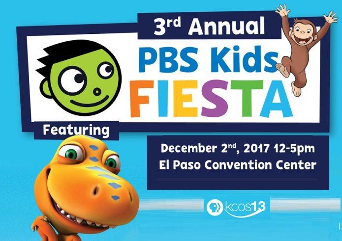 Curious George, Dinosaur Train Visit for the 3rd Annual PBS Kids Fiesta