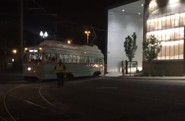 Overnight Streetcar Testing to Close South Kansas Street Tuesday, Wednesday nights