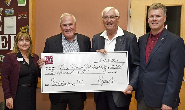 PepsiCo Funding New Scholarships for NMSU College of Business