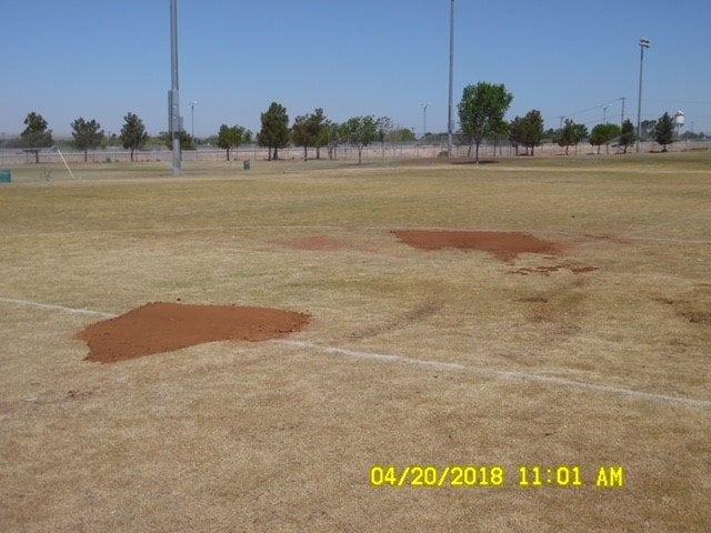 City Releases Statement, Photos Regarding Westside Sport Complex Complaints