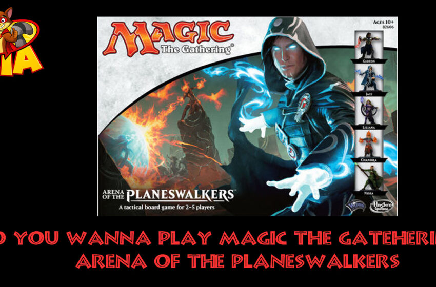 Magic the Gathering Arena of the Planeswalkers