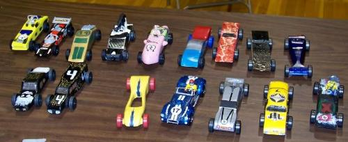Cielo Vista Mall set to host Annual Boy Scouts Pinewood Derby Saturday