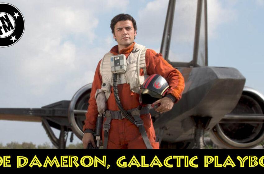 Poe Dameron comic book and movie discussion