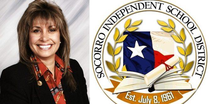 Socorro ISD Administrator named a Texas National Distinguished Principal Finalist