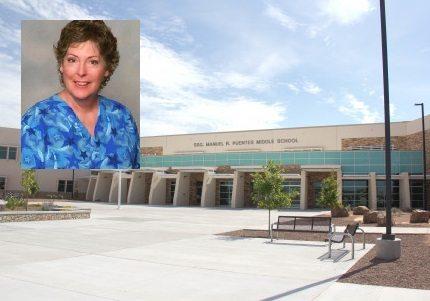 Puentes Middle School Nurse Named Region 19 School Nurse of the Year