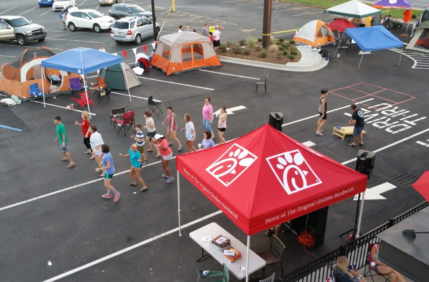 El Paso's Newest Chick-fil-A Restaurant Opening May 12, 120+ New Jobs Created