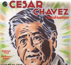 Annual La Fe Cesar Chavez Celebration set for Saturday