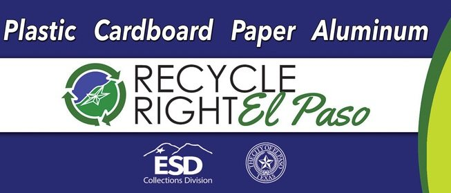 """City to Launch """"Recycle Right El Paso"""" Campaign Tuesday"""