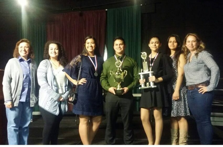 Riverside High Students advance to International and State Science Fair Competitions