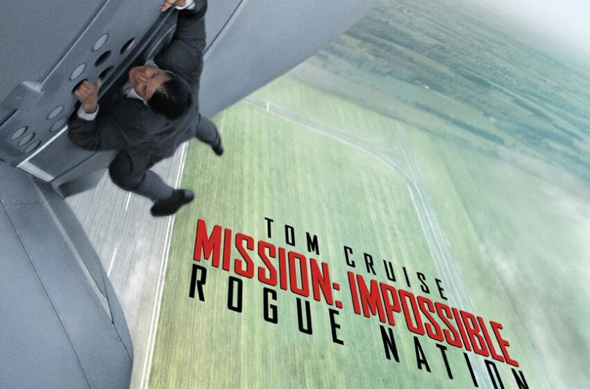 Rogue Nation: A Hit This Summer for Tom Cruise