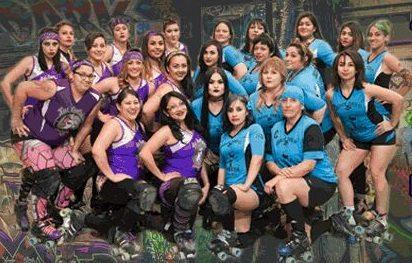 Sun City Roller Girls Glide into New Season at County Coliseum
