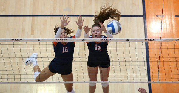 UTEP Volleyball Falls at Southern Miss