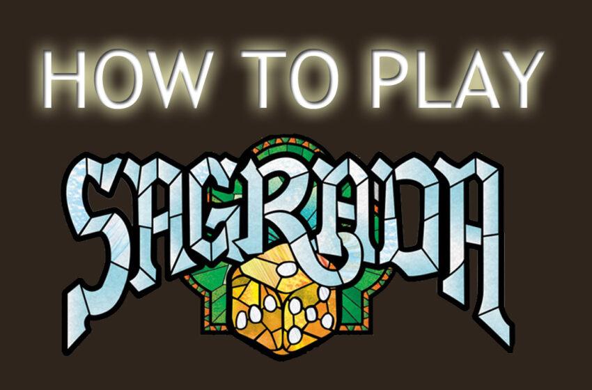 Video: How to Play Sagrada