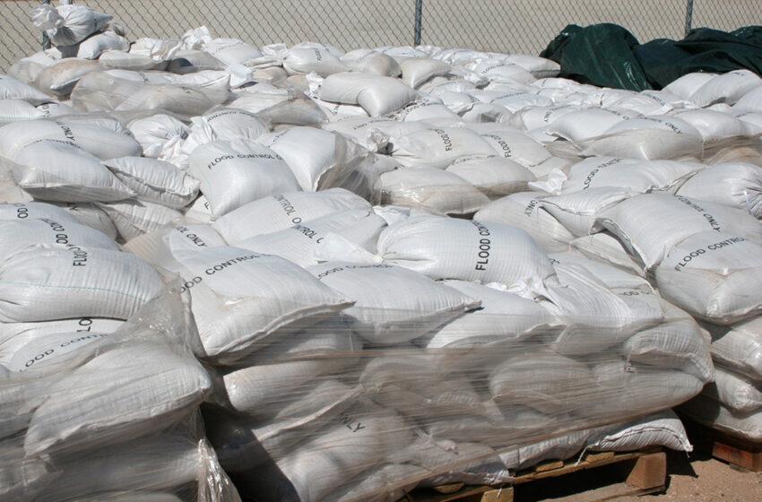 EPWater Sandbag Distribution returns to regular schedule