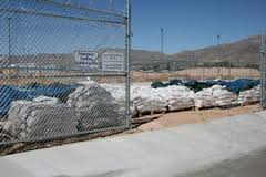 El Paso Water begins Summer Sandbag Distribution