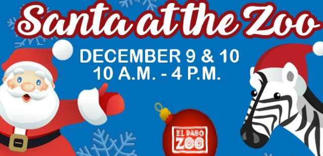 Santa At the Zoo Set for Saturday and Sunday