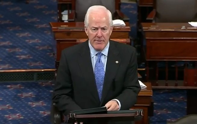 Video+Story: Cornyn Announces Bill to Strengthen Background Check System