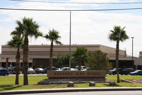 Community Support Key to Help Socorro High win $60k in Contest