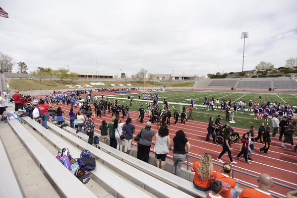 Socorro ISD hosts 30th Annual Spring Games Wednesday