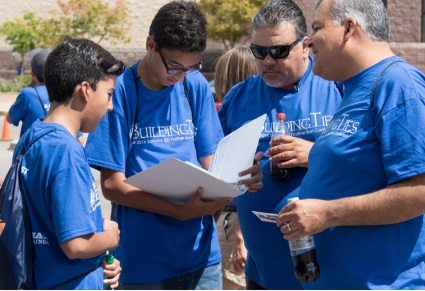 Fathers, Sons Invited to Annual Socorro ISD Father-Son Conference
