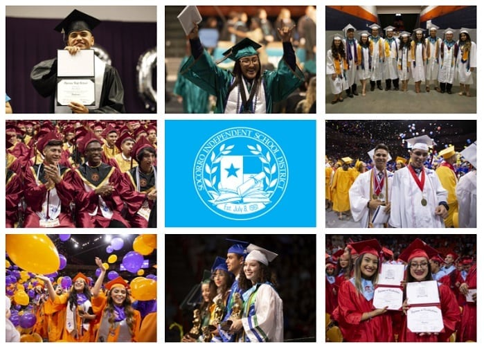 Galleries: Socorro ISD Bids Farewell to Class of 2018