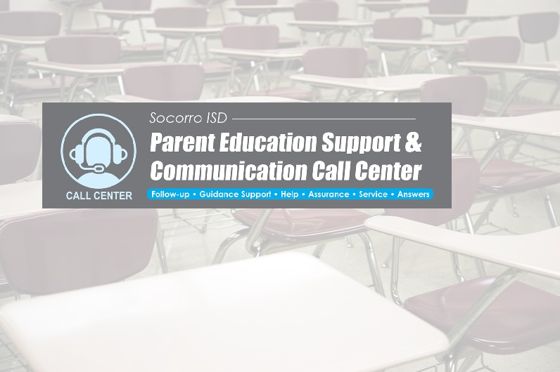 SISD launches Parent Education and Support Call Center for questions, concerns