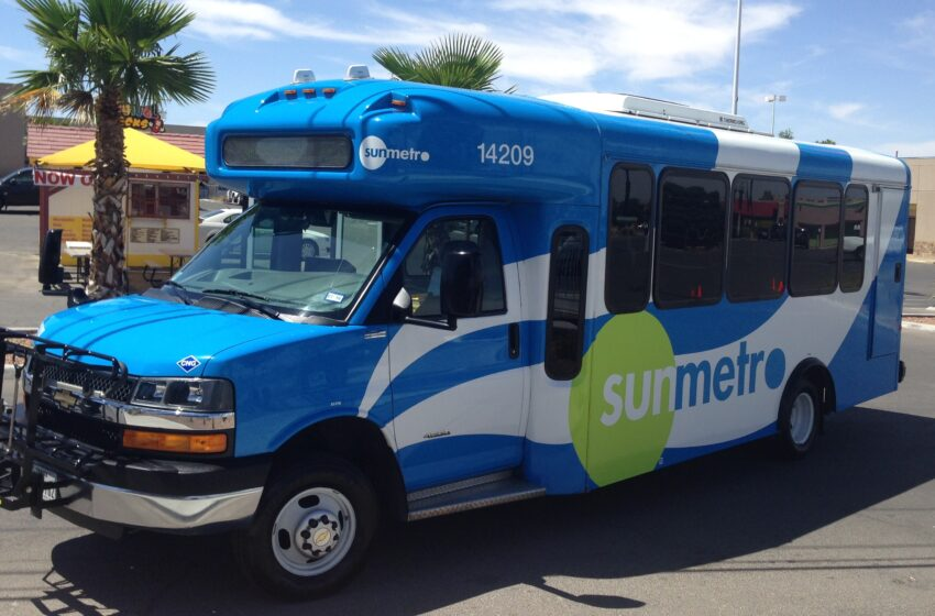 Sun Metro Announces New Westside Routes to Help Alleviate I-10 Congestion