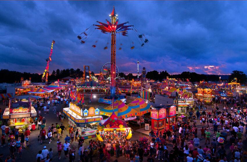 Sun City Fair Returns El Paso this Weekend