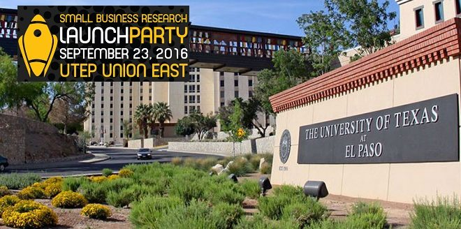 Regional Small Businesses, Researchers Invited to Connect at UTEP
