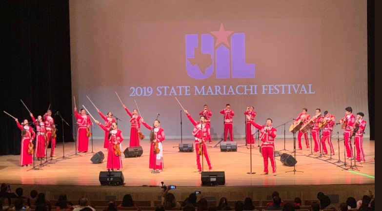 Socorro High School Mariachi Group earns Superior Rating at State UIL Contest