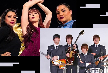 Selena, Beatles Tribute Artists Make for Musical Weekend at Sunland Park Racetrack and Casino