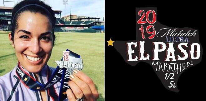 KVIA Good Morning El Paso Anchor Stephanie Valle Pledges to Run El Paso Marathon