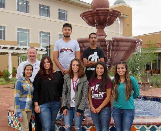 NMSU Program Paves Way for Medical Students to attend Burrell College