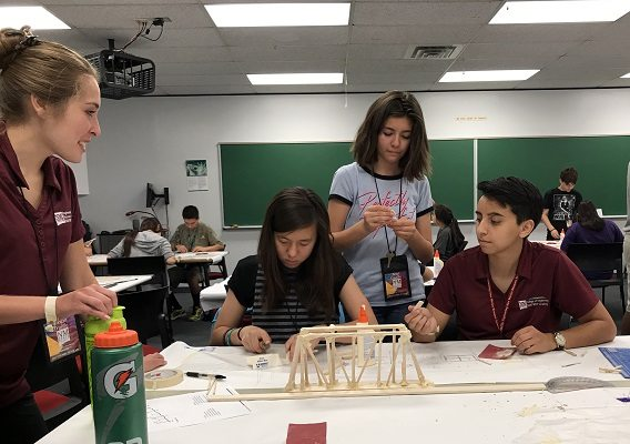 NMSU College of Engineering Motivates Teachers, Students During Trainings, Summer Camps