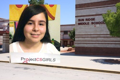 Sun Ridge Student Designs Winning App to Assist Migrant Families in El Paso