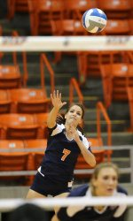 Sarah Villa Named ConferenceUSA Co-Defensive Player of the Week